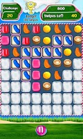 Screenshot of Swiped Candy