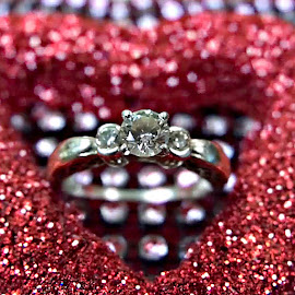 Ring shot by Heather Whitler - Wedding Details ( lytro, object, artistic, jewelry )
