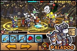 Screenshot of Paladog