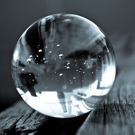 Ball of glass by Marcelo Nunes - Artistic Objects Glass ( ball, glass )