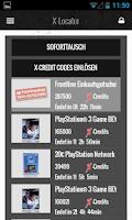 Screenshot of X-Locator