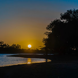Sunset by Mark Vegera - Landscapes Sunsets & Sunrises (  )