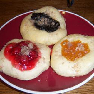 Bread Machine Kolaches