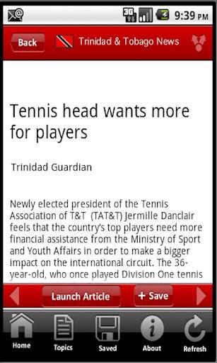 免費新聞App|Trinidad News|阿達玩APP