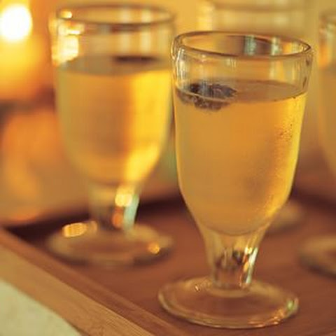 Spiced Hard Apple Cider