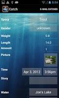 Screenshot of Fishing Friend