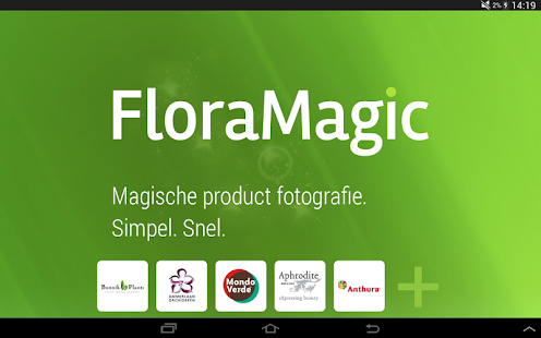FloraMagic - screenshot