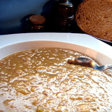 Spiced Golden Soup
