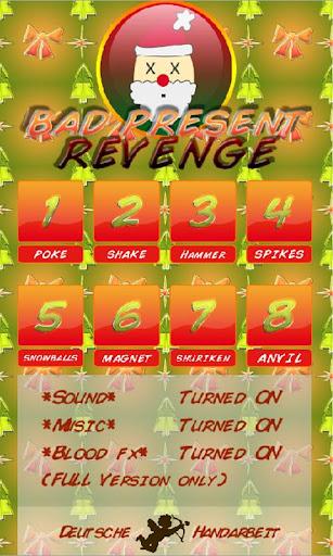 Bad Present Revenge 2011