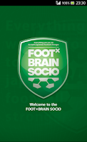 Screenshot of FOOT×BRAIN