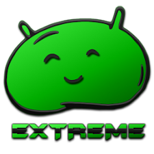 JB Extreme Launch Theme Green