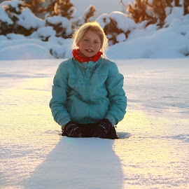 winter light by Mona Martinsen - Babies & Children Children Candids