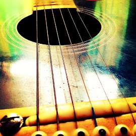 by Satyaki Guhathakurta - Artistic Objects Musical Instruments ( photography, beauty, music, me )