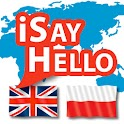iSayHello Inglés - Polaco icon