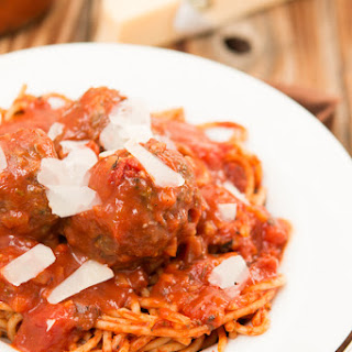 Spaghetti And Meatballs Without Tomato Sauce Recipes
