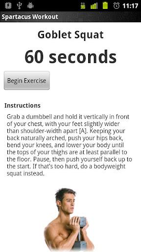 免費健康App|Spartacus Workout (BETA)|阿達玩APP
