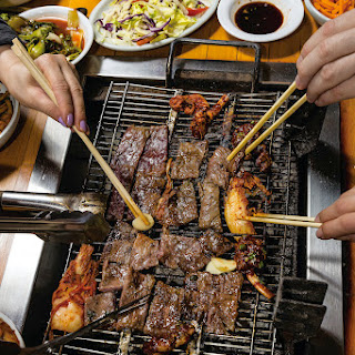 Kalbi (Korean Grilled Beef Ribs)