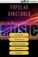 Screenshot of Popular Ring Tones