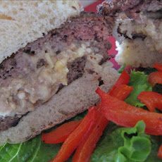 Blue Cheese-Stuffed Patties