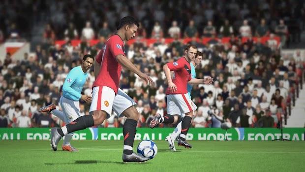 David Rutter on FIFA 11