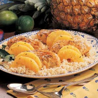 Tangy Pineapple Chicken Recipes