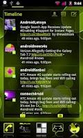 Screenshot of APW Theme SulphurYellow - Free