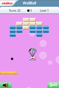 Wallball Online - screenshot