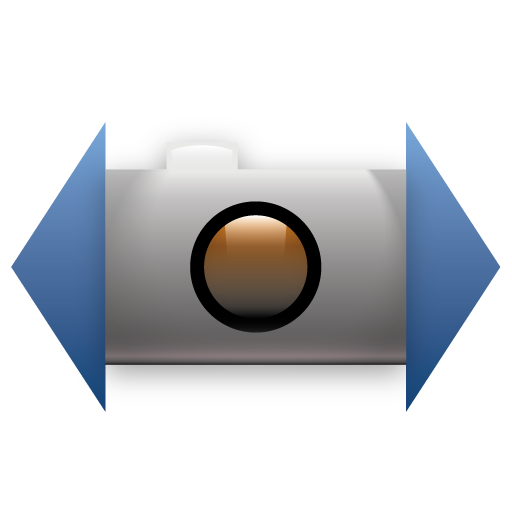 SnapShare LOGO-APP點子