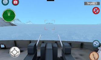 Screenshot of Navy Warship 3D Battle
