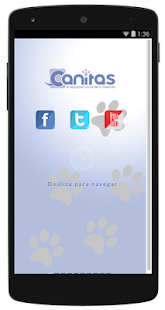 Canitas Veterinaria - screenshot