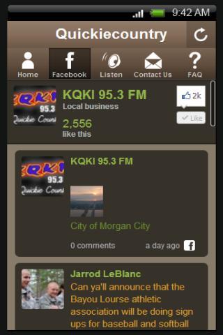 KQKI Mobile App