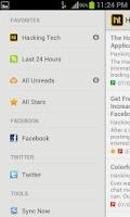 Screenshot of Hacking Tech