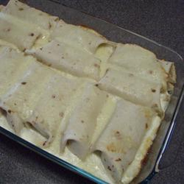 Chicken Enchiladas Suizas Recipe | Yummly