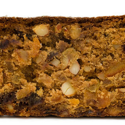 Spiced Dark Fruitcake