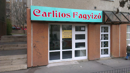 Gazdagréti Carlitos fagyizó