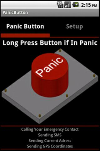 My Panic Button