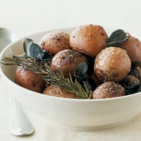 Herb-Roasted Red Potatoes