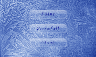 Screenshot of Frozen Paint