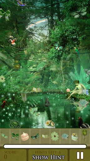 Where Fairies Dwell