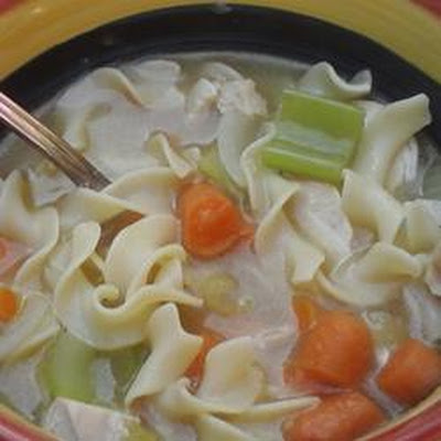 Regular Chicken Soup