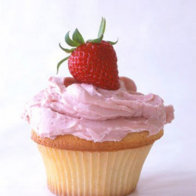 Strawberry Meringue Buttercream