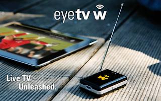 Screenshot of EyeTV W