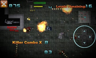 Screenshot of Lockdown Necrosis - Zombies