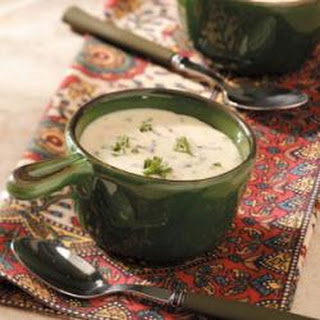 Wild Rice Chowder