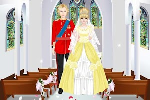 Screenshot of Dress Up - Wedding