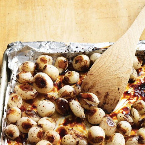 Balsamic-Roasted Pearl Onions