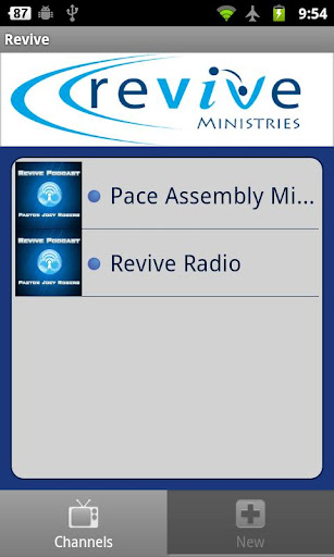 Revive Ministries