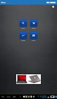 Screenshot of Ingram Micro