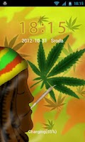 Screenshot of GO Locker Theme Rasta