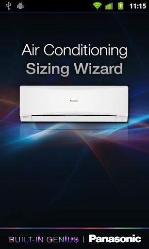 Panasonic Aircon Sizing Wizard